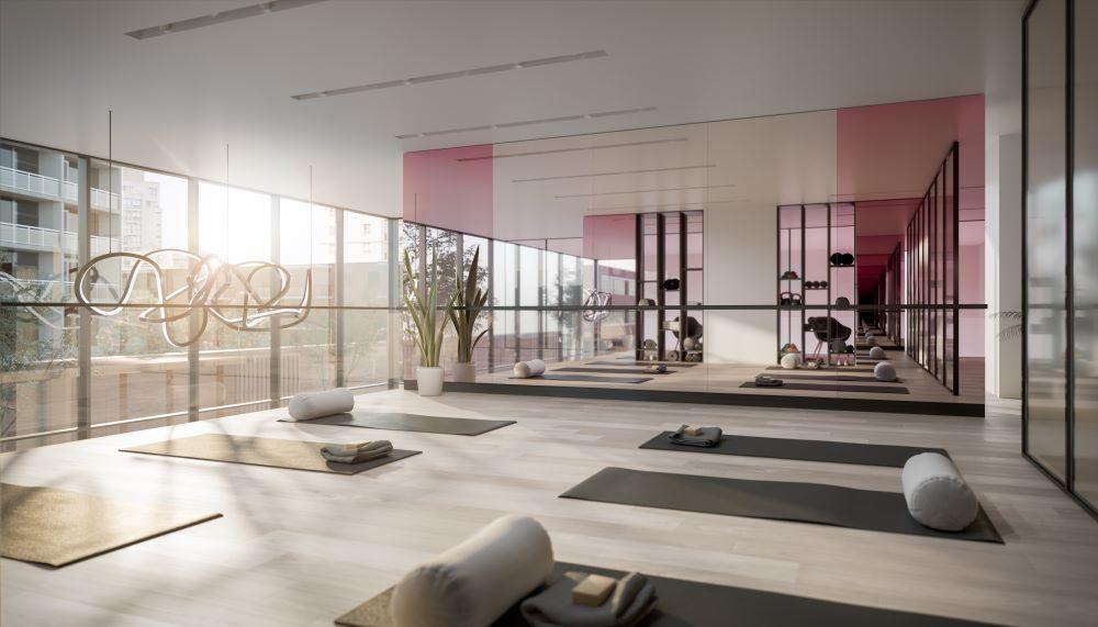 Untitled Condos yoga